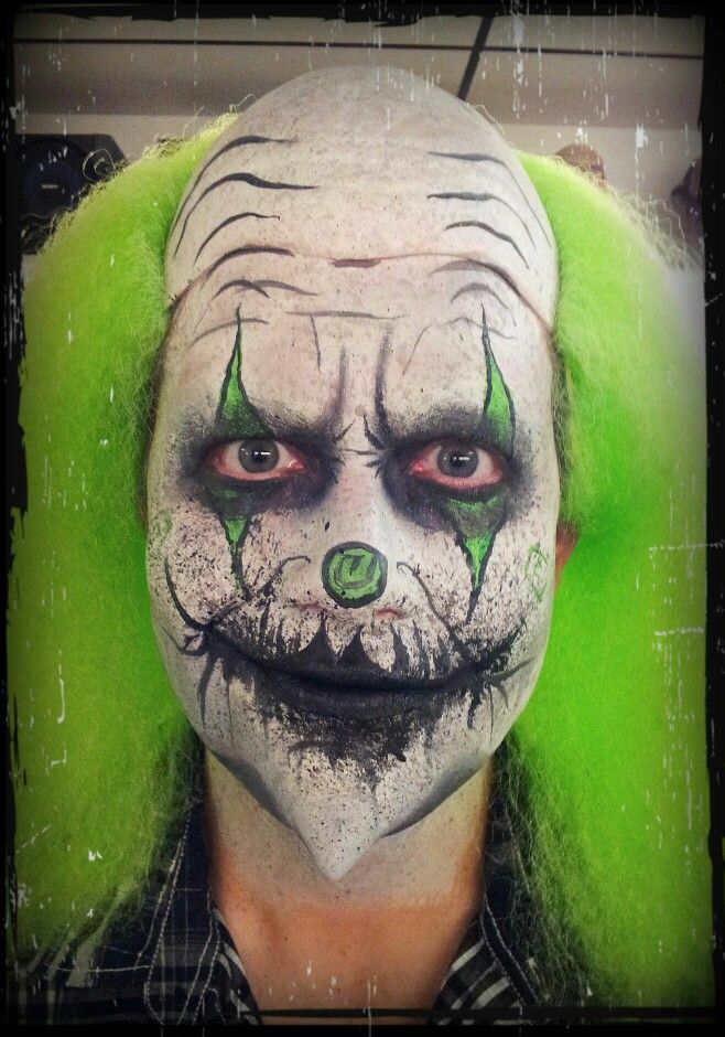 Pin by Amy Majer on Cassidys fx makeup | Fx makeup