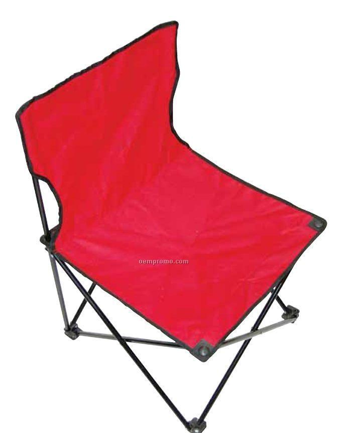 Marvelous Armless Folding Camp Chair