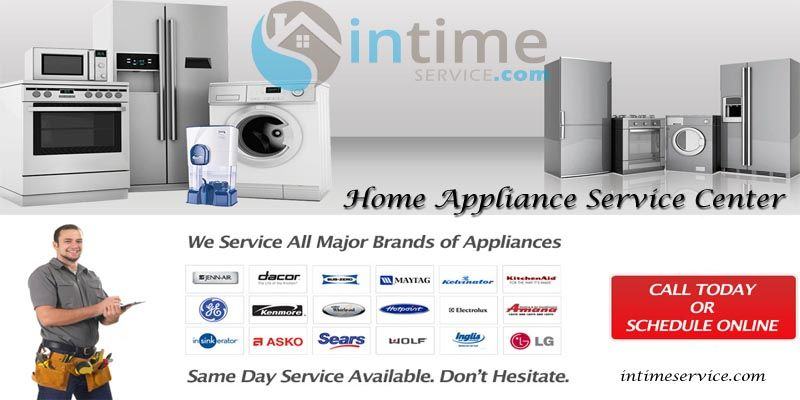 We Are The Team Of Expert Home Appliances Technician From