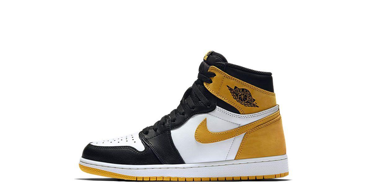 pretty nice 28c57 bfdeb Nike Air Jordan 1 Retro High OG Yellow Ochre - 555088-109   Schuh Spanner  Blog