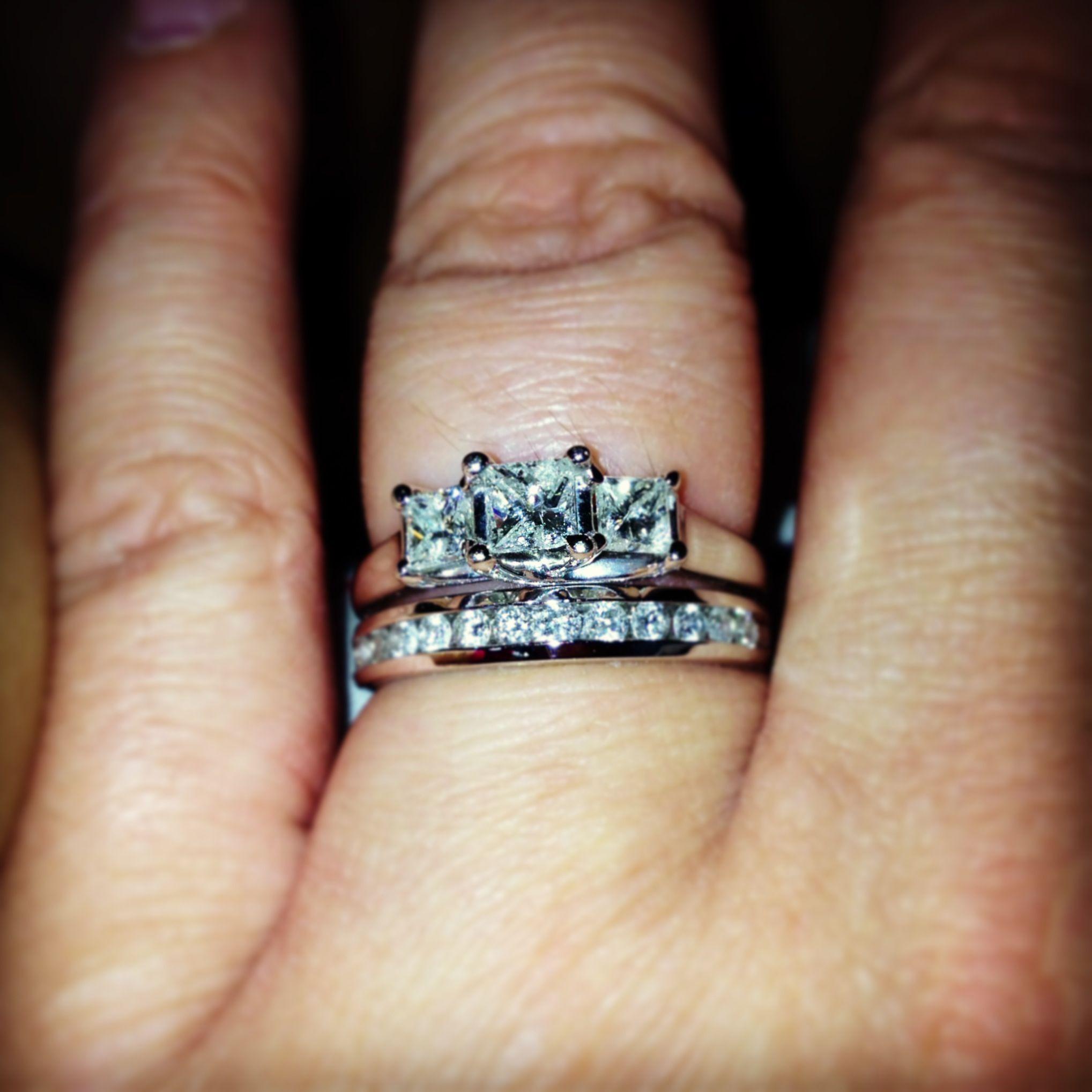 My rings!!!