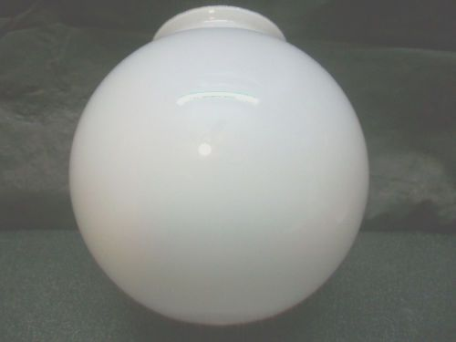 White Round Gl Ball Globe Lamp Shade