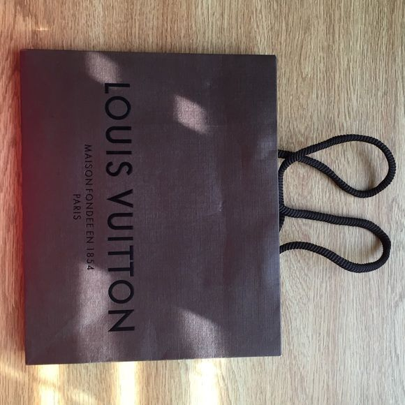 Louis Vuitton shopping bag Perfect condition shopping bag Louis Vuitton Bags