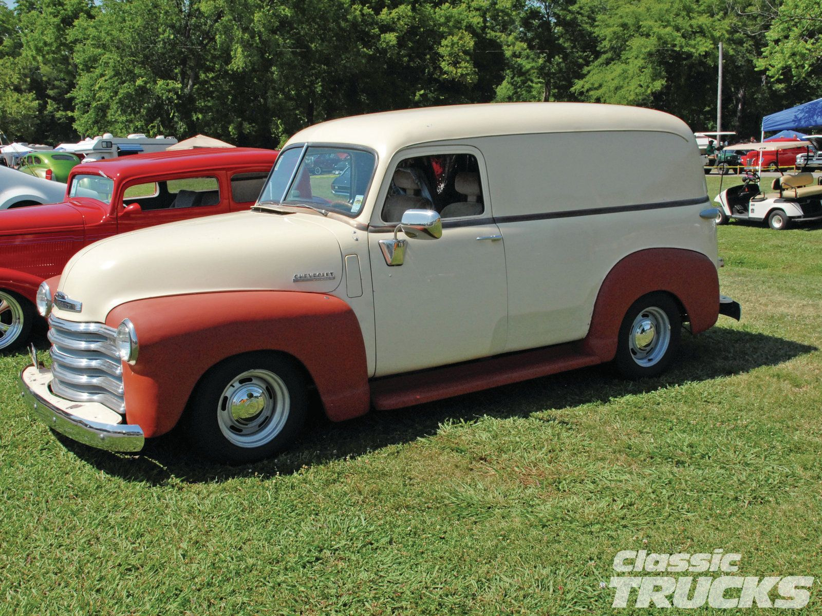1947 chevy panel with newer mirrors still a very nice truck sealingsandexpungements com