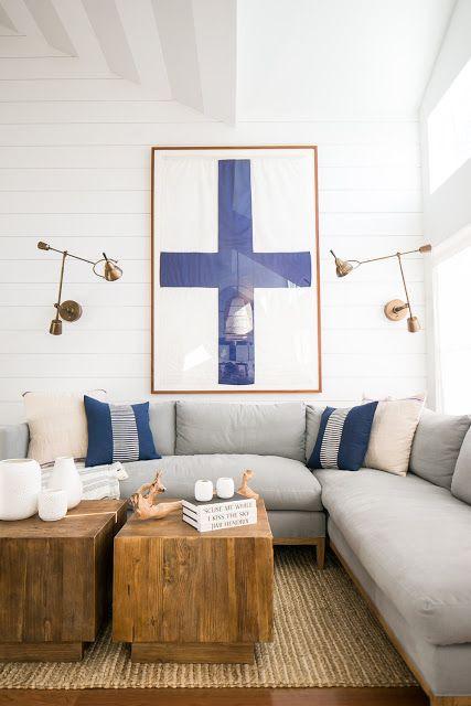 California Cottage Interior Design Styles Coastal Living Rooms