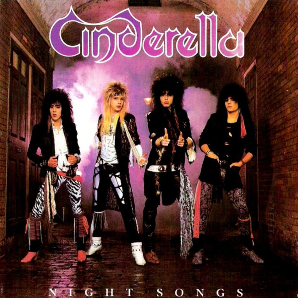Cinderalla night songs rock will never end pinterest songs