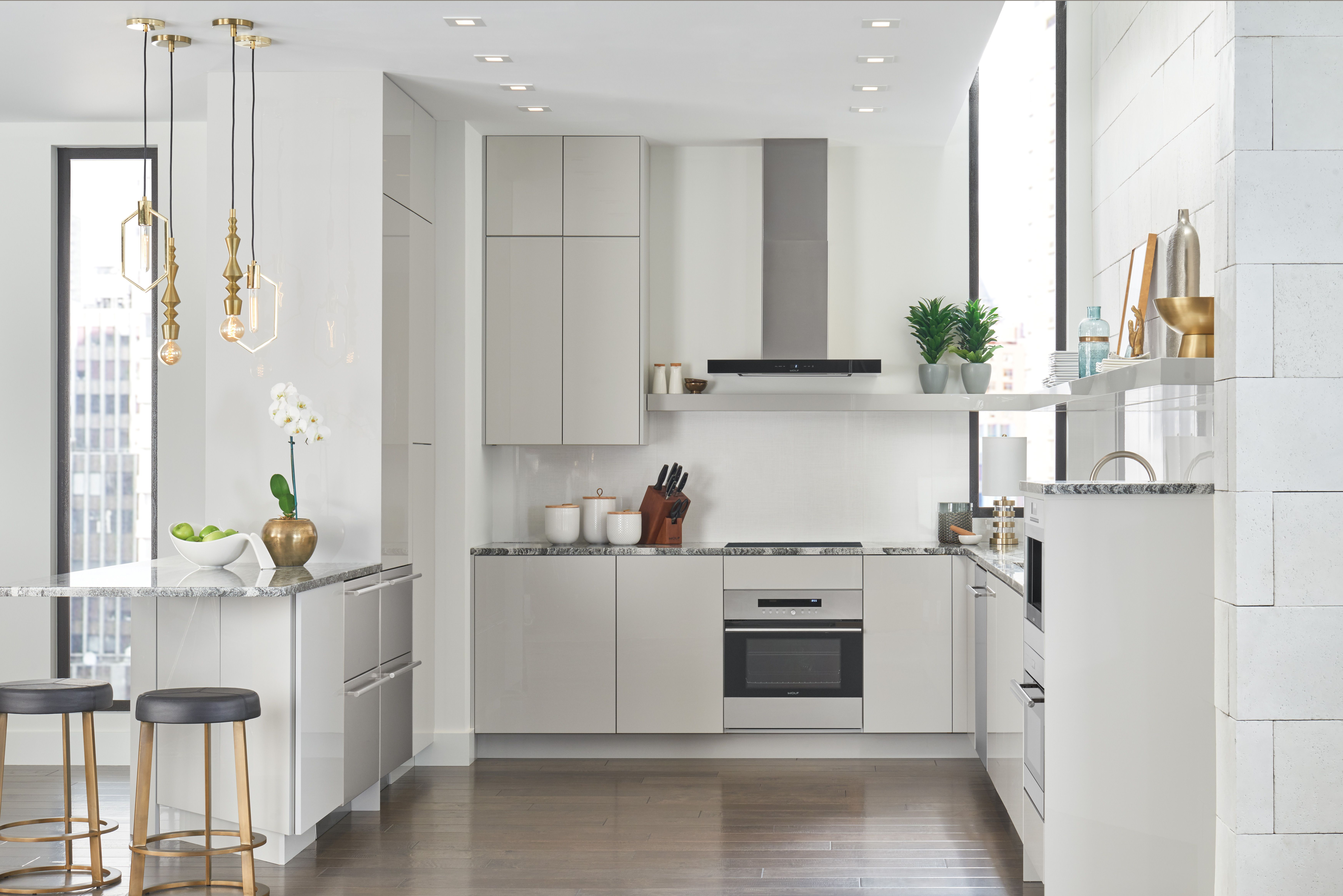 Live large in a small space with Sub-Zero and Wolf\'s new appliance ...