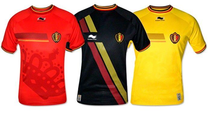 Agora sim  todas as camisas que estarão na Copa do Mundo de 2014 ... 141df51a28eec