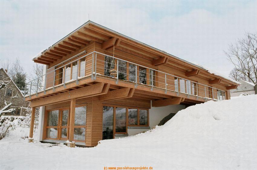 mischhaus passiv chemnitz Chalets Pinterest Chalet, Chalet en - Plan Maison Bois Sur Pilotis