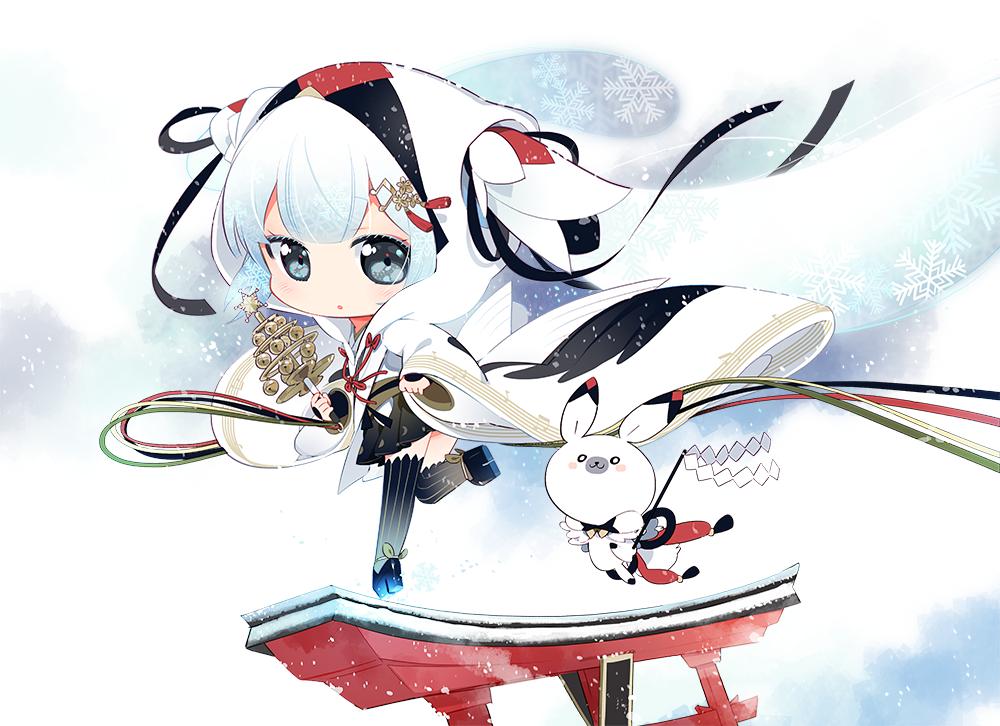 雪ミク2018さん/猫魚@お仕事募集中さん タンチョウかわいいー 猫 魚, タンチョウ, ミク
