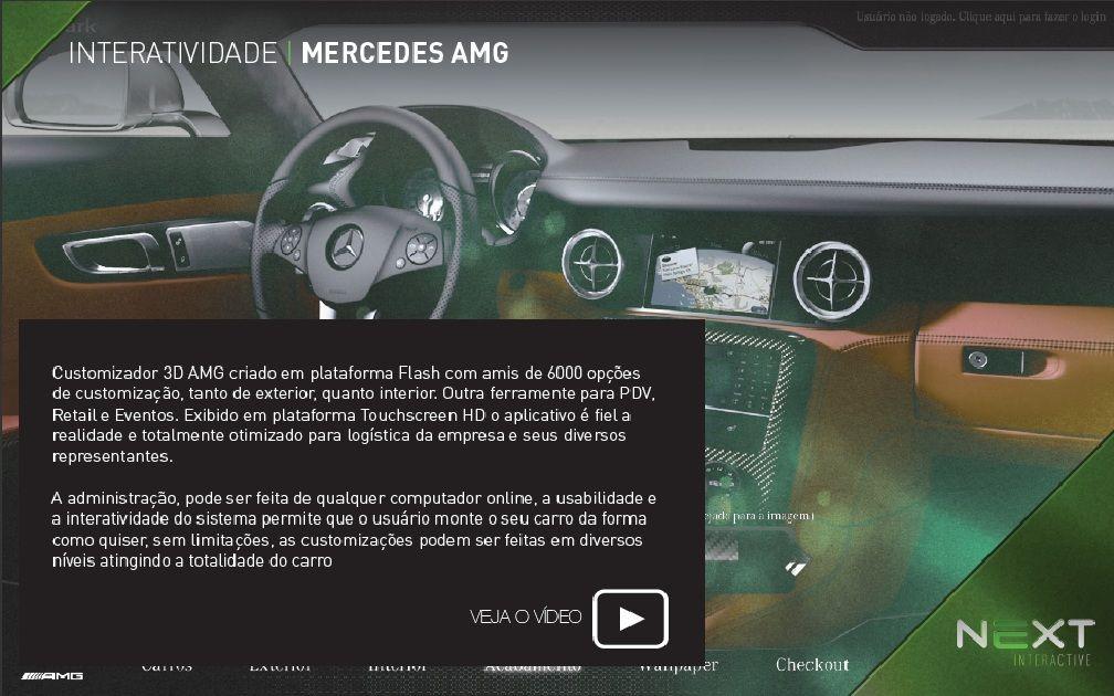 APP Mercedes AMS