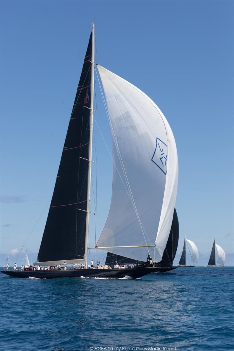 J Class At The America S Cup Superyacht Regatta Overall In 2020 Americas Cup Volvo Ocean Race Sail World