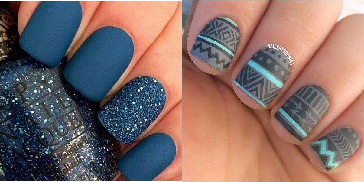 22 ideas de uñas mate para unas manos espectaculares   Belleza   RED ...