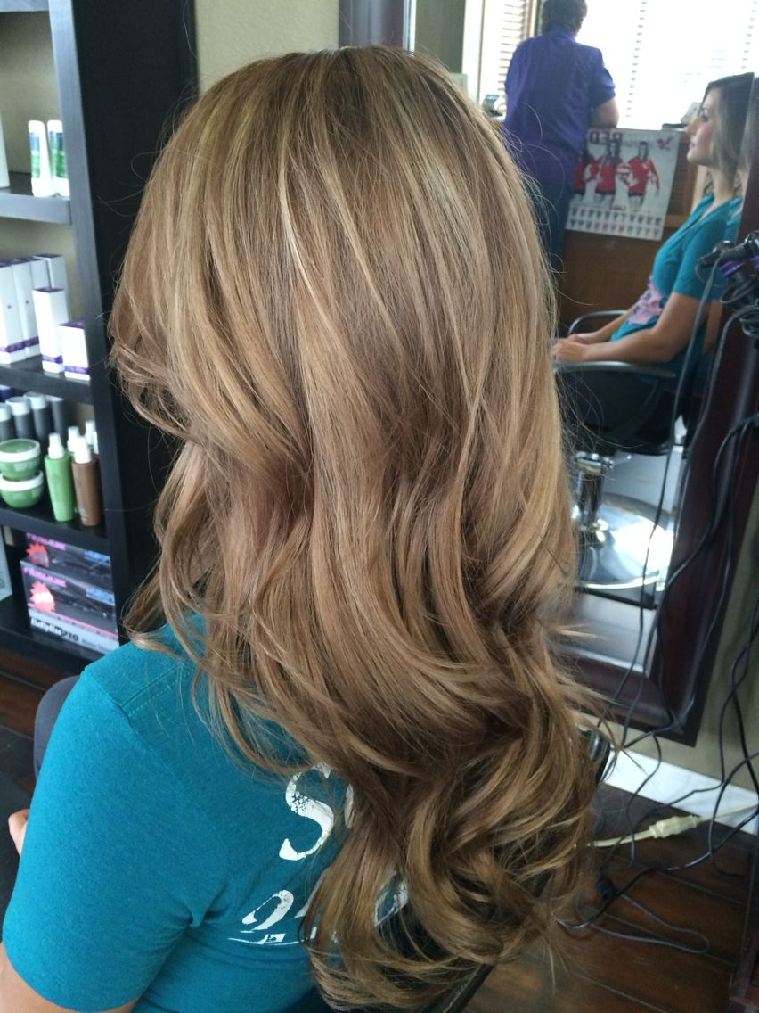 Dark Blonde Balyage Girly Ideas Pinterest Blonde Balyage Dark