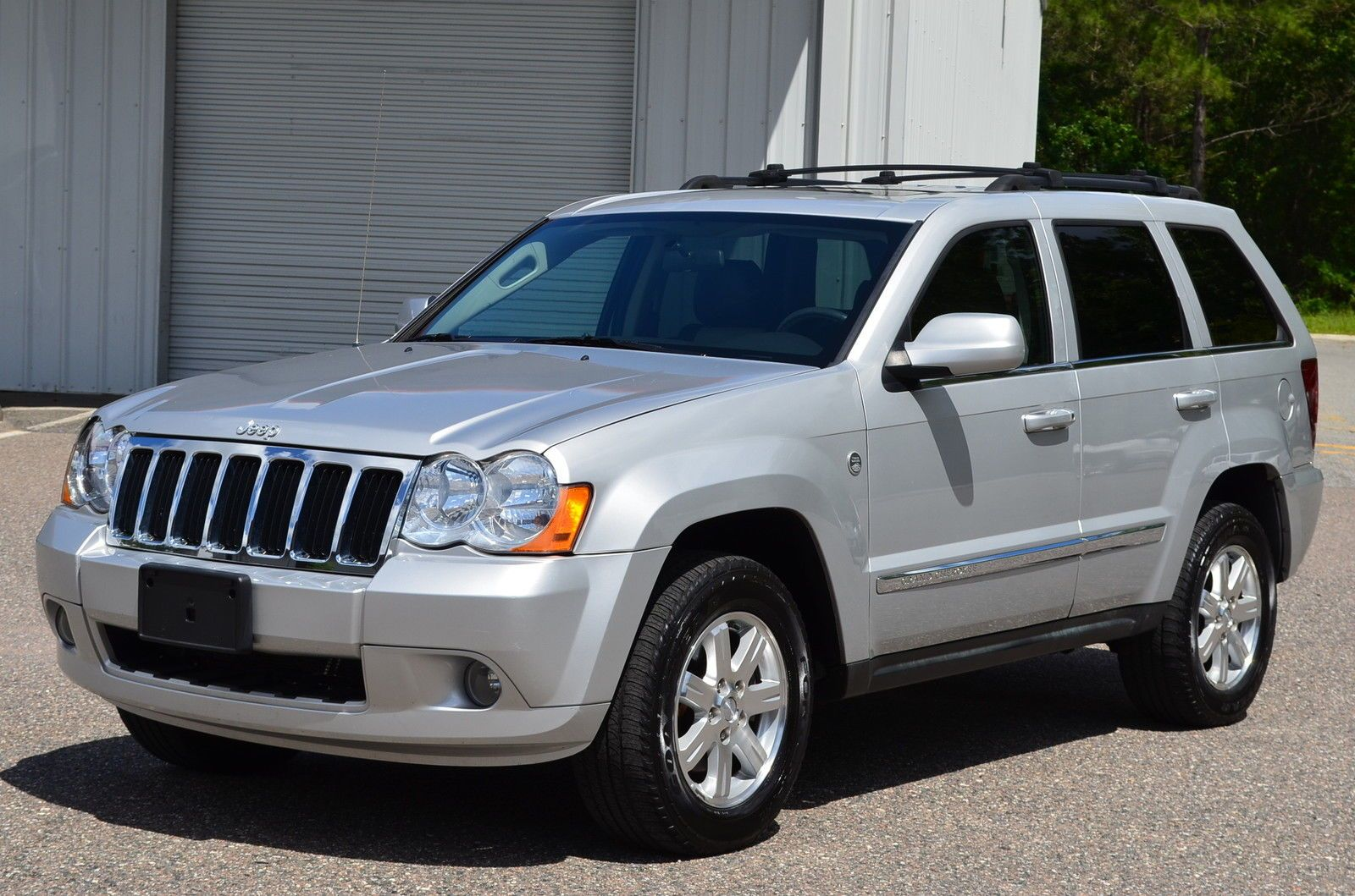 Car Brand Auctioned Jeep Grand Cherokee Limited 4wd 2008 Car Model