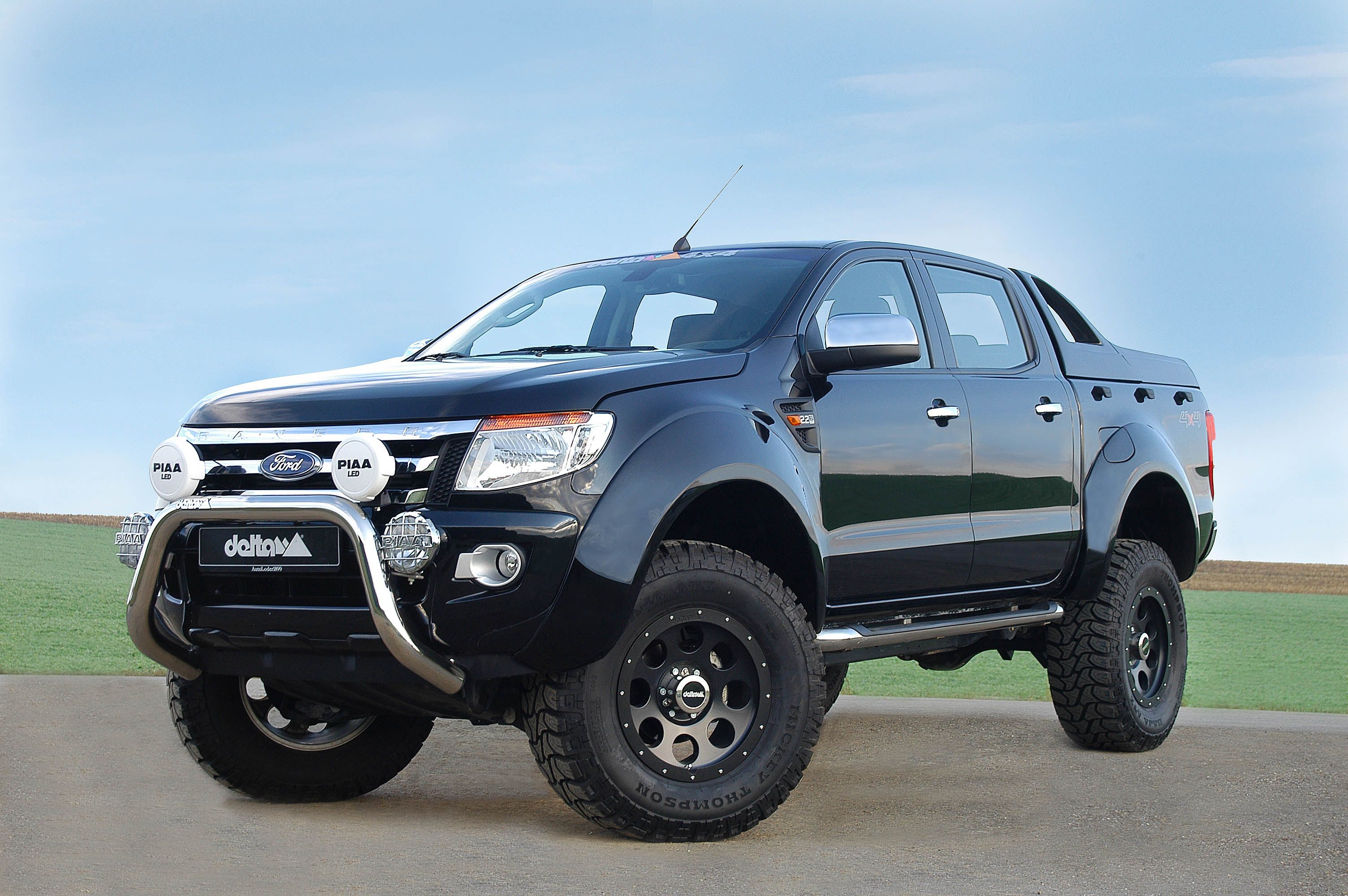 Ford Ranger Price Modifications Pictures Moibibiki Ford