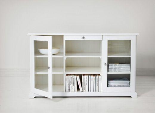 Rangement salle à manger meubles de rangement vitrines ikea
