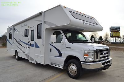 2010 Thor Four Winds 31p Class C E450 Super Duty Motor Home Rv