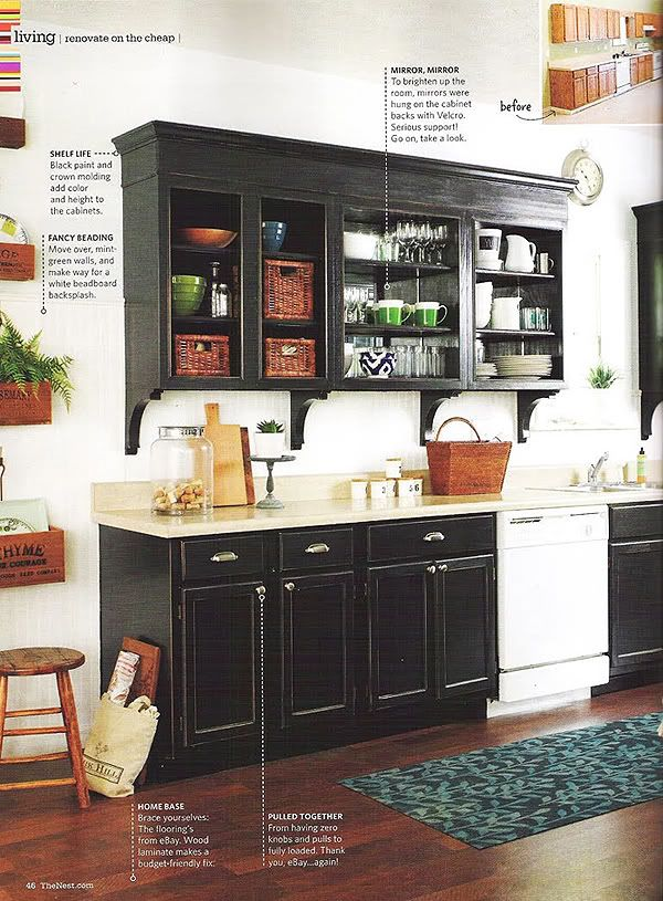 Used To Be Contractor Grade Oak Cabinets Home Fix Ups Pinterest
