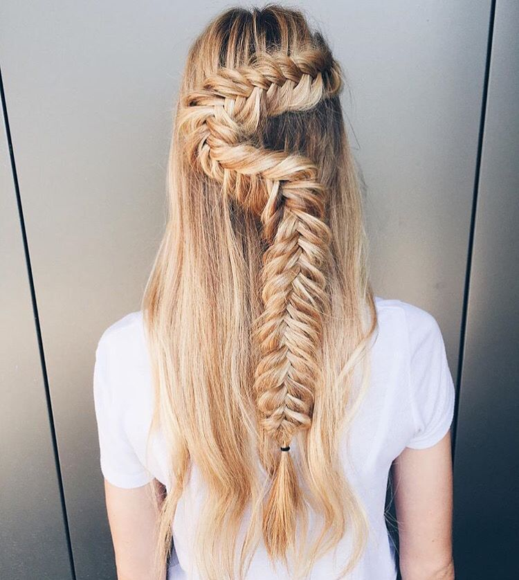 Get The Braids Of Your Dreams With Top Knot Extensions Tk Clip Ins