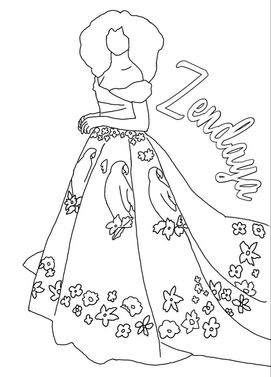 Jennifer Joann Jenniferjoann Tiktok Doodle Art Designs Outline Art Easy Doodles Drawings