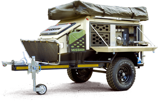 Mission Trailers - off-road family camper trailer built ...