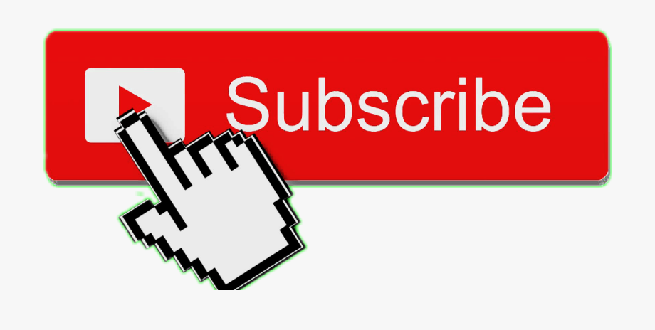 Download And Share Youtube Subscribe Button Png File Subscribe Button With Mouse Cartoon Seach More Similar Free Transparen Subscribe Youtube Funny Moments