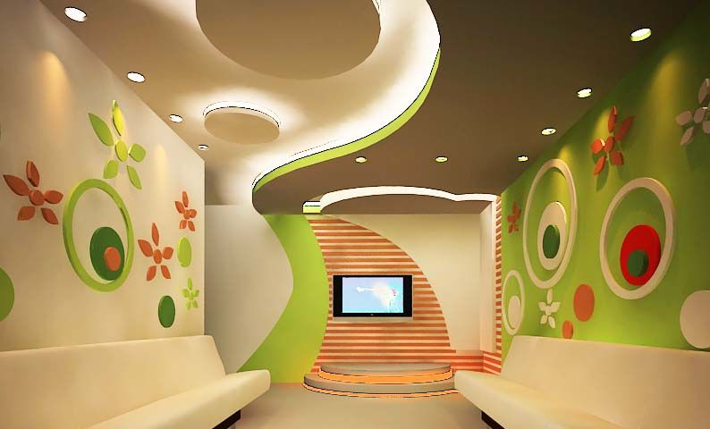 Moderngypsumboardceilingdesignsforlivingroomfalseceiling Awesome Pop False Ceiling Designs For Living Room Design Ideas