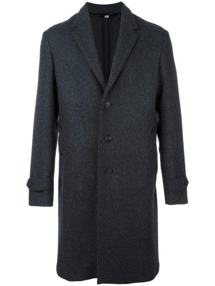 eBay  Sponsored Burberry Charcoal Grey Virgin Wool Cashmere Blend Over Coat  RRP 890 d395e7ae8125c