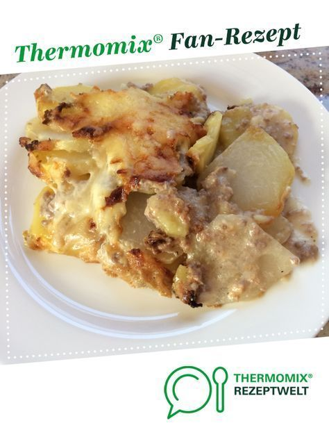 Photo of Potato and kohlrabi bake with minced meat