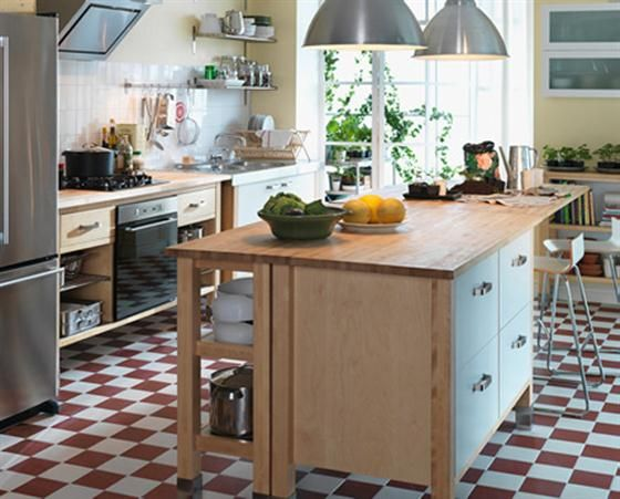 IKEA Kitchen Islands | ikea 2011 kitchen island + dining ...