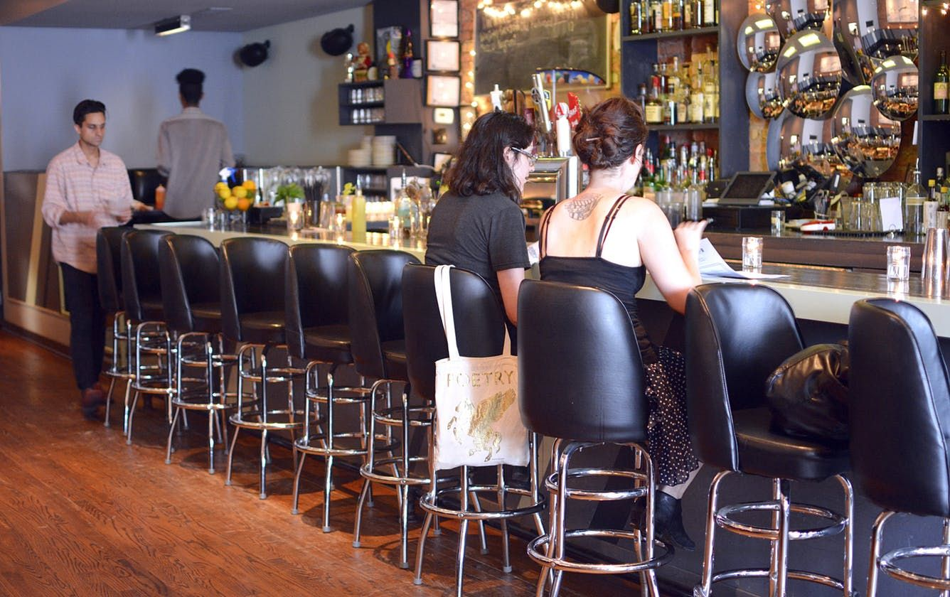 Analogue Logan Square Chicago Restaurant photos