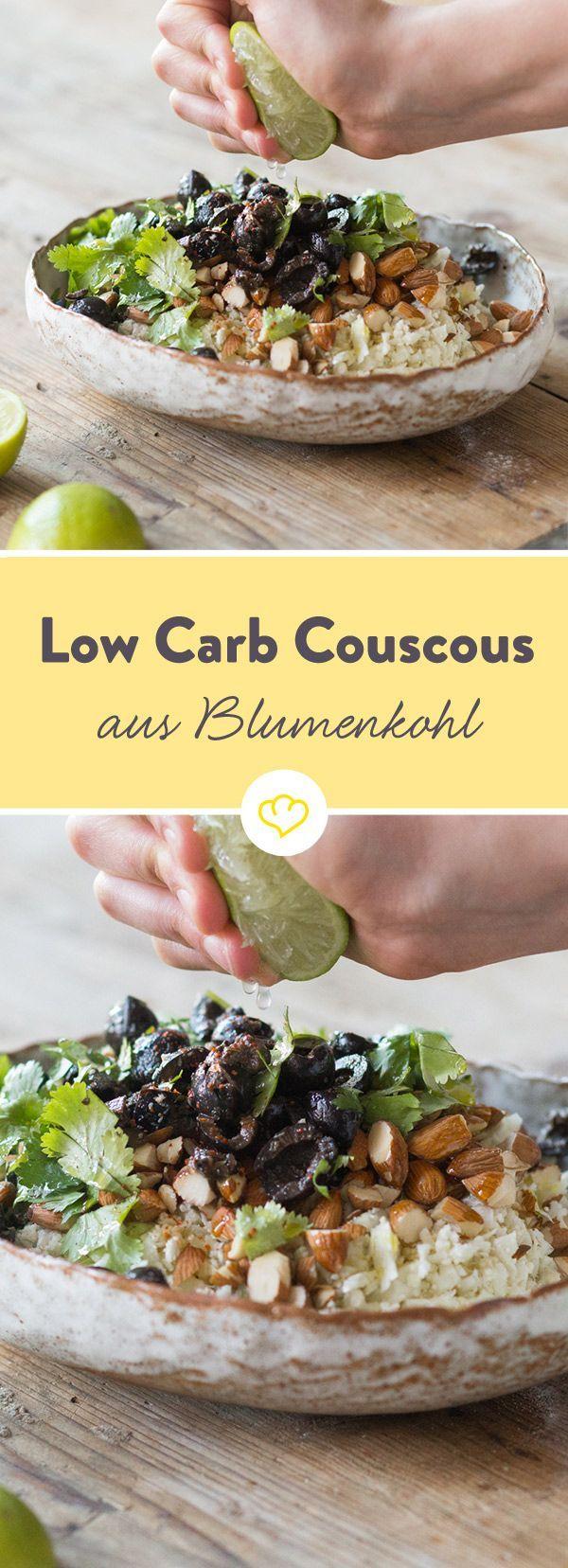 Rezepte ohne kohlenhydrate couscous