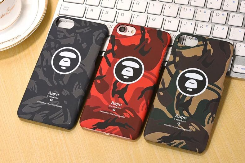 coque iphone 7 bape