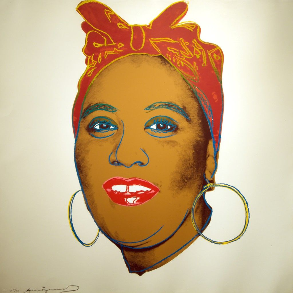 Mammy | Andy Warhol, Mammy (1981)