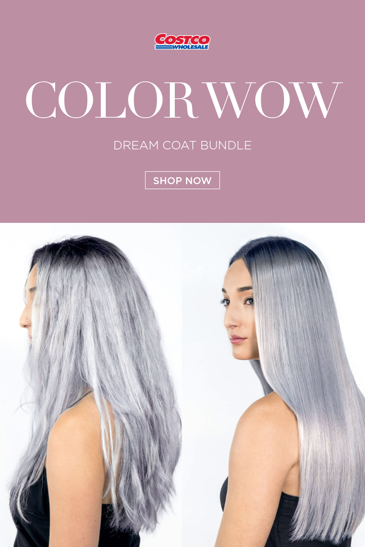 Color Wow Dream Coat Bundle In 2021 Color Wow Hair Pieces Glossy Hair