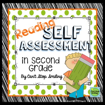 Self Assessment For Reading  Self Assessment Nd Grade