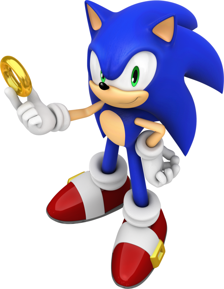 Sonic Ring by Mintenndo on deviantART - Sonic the Hedgehog | Sonic ...