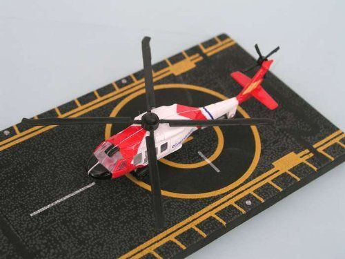 Hot Wings Coast Guard Helicopter by DARON WORLDWIDE. $8.30. This fabulous line of diecast aircraft is great for the young collector. Hot Wings features a large variety of vintage and modern aircraft, ranging from bi-planes to the most recent jet and helicopters, in military, commercial and private body styles and