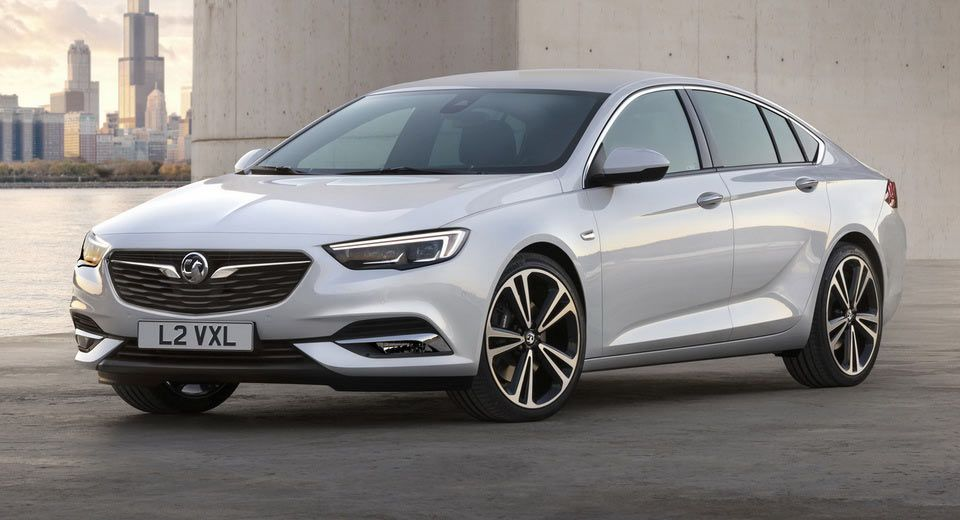 Gm Unveils 2017 Opel Insignia Grand Sport Previews 2018 Buick Regal Holden Commodore Carscoops Vauxhall Insignia Vauxhall Opel