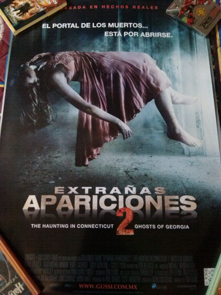 extra241as apariciones 2the haunting in connecticut