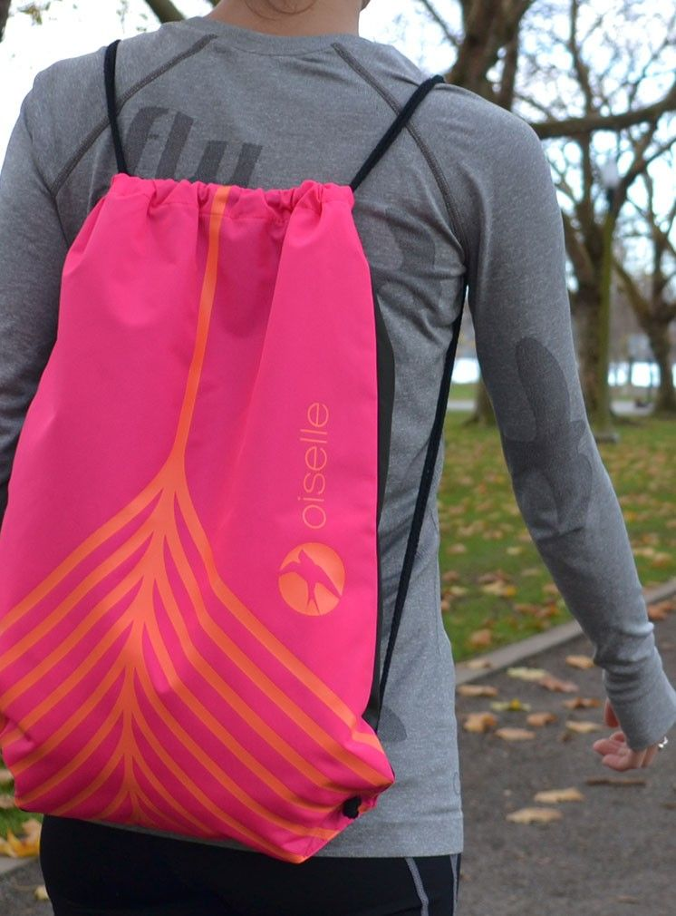 Spike your favorite runners stocking! New feather spike bags.