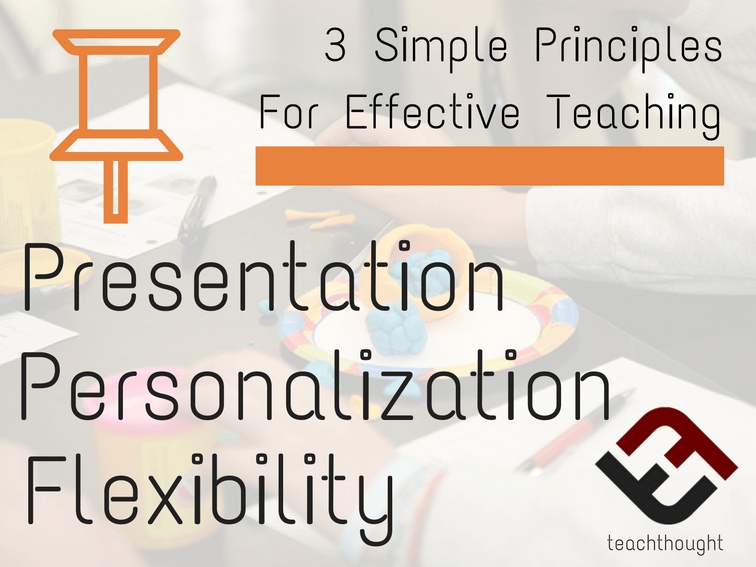 3 Simple Principles For Effective Teaching By Barry Saide And Anna