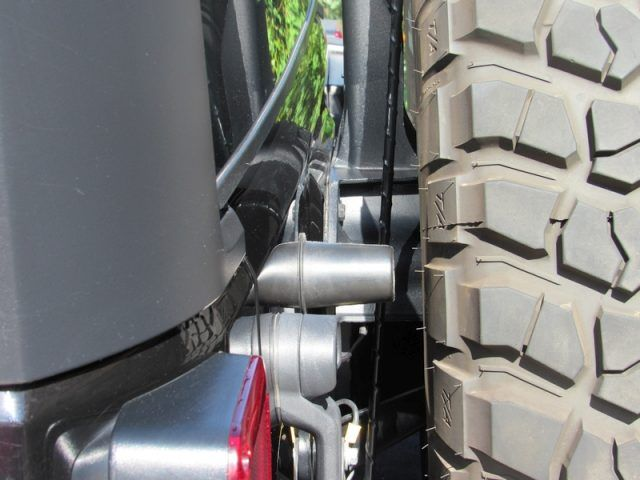 Jeep Jk Spare Tire Bump Stop Extensions Jeep Jk Spare Tire Jeep