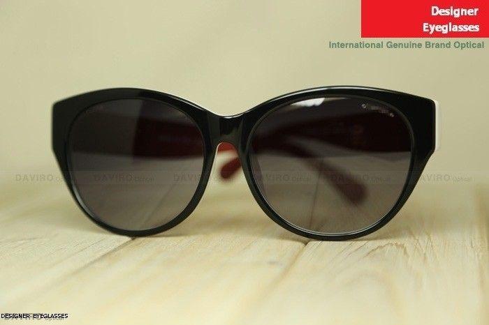 bfc86680ba Chanel 5273-Q Round Universal Fashion Driver s Sunglasses for Women  Multi-Color