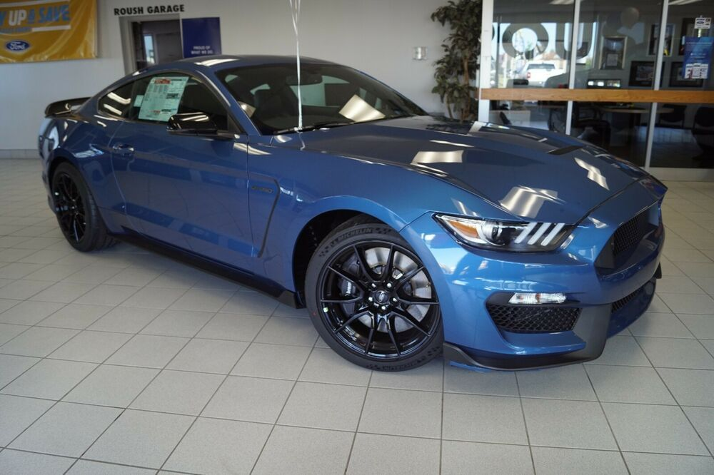 2019 Ford Mustang Shelby Gt350 Coupe 2019 Ford Mustang Shelby