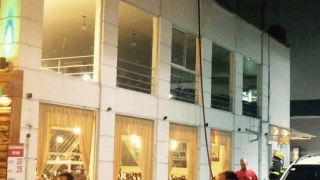 Incendio en un restaurante chino del centro 1 ABR 20.33 Ocurrió en una parrilla de Corrientes casi Belgrano. El fuego fue sofocado rápidamente por los Bomberos. No hubo heridos