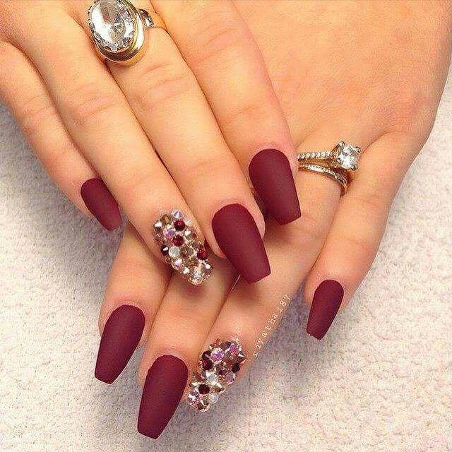 Cranberry mate accent jewels