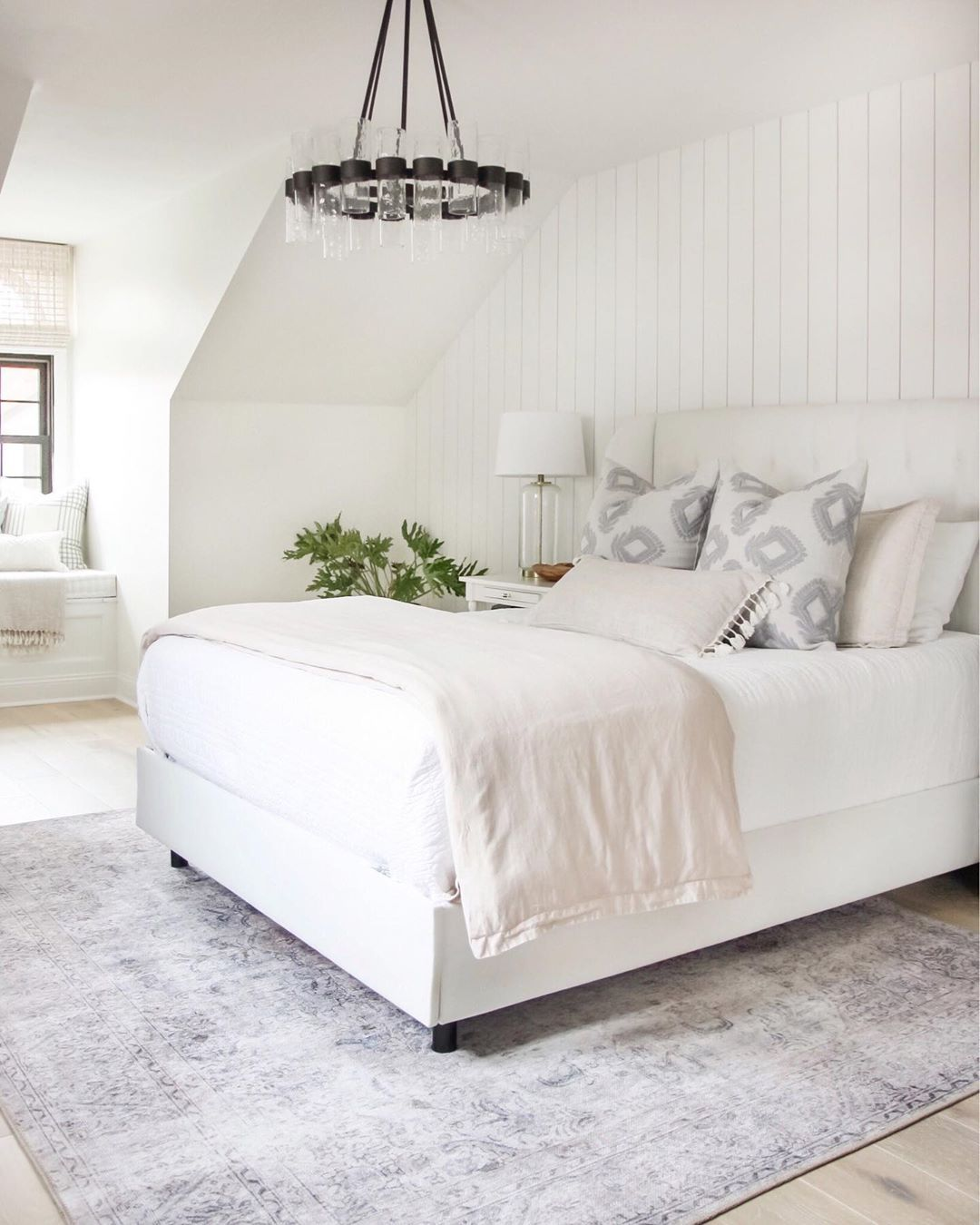 Michelle On Instagram Another Change I Made To Our Master Bedroom Recently Was The Addition Of This Loloirugs Master Bedroom Home Decor Master Bedroom Paint Home tour master bedroom after
