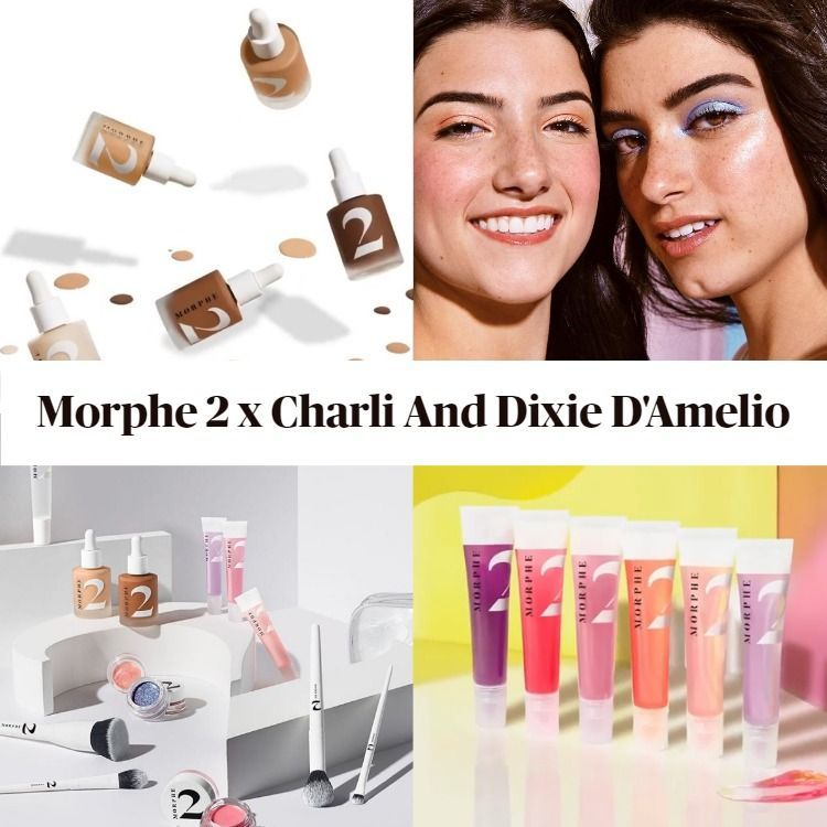 Pin On Hot New Makeup Releases A year in review @charlidamelio. pin on hot new makeup releases